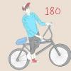 Comment 360 sur un vélo