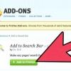 Comment ajouter un moteur de recherche personnalisé à la barre de recherche (windows version) de firefox