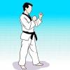 Comment assumer une position de combat de taekwondo