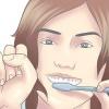 Comment éviter bâillonnement pendant le brossage votre langue