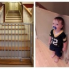 Comment bébé escaliers preuve