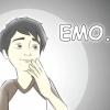 Comment être emo si vous êtes contre