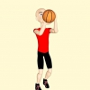 Comment devenir un meilleur jeu de tir de basket-ball