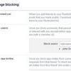 Comment empêcher les gens sur facebook