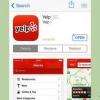 Comment insérer un signet une entreprise sur yelp