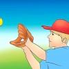 Comment briser dans un gant de softball