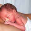 Comment allaiter un bébé prématuré
