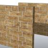 Comment construire un mur de briques