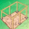 Comment construire un mur de béton mortier souches