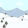 Comment construire une rampe de neige pour snowboards