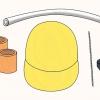 Comment construire un chapeau de soude potable