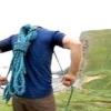 Comment papillon enrouler une corde