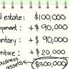 Comment calculer les capitaux propres