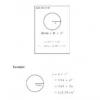 Comment calculer l'aire d'un cercle