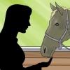 Comment prendre soin d'un cheval sur repos de décrochage