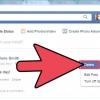 Comment changer un statut facebook