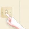 Comment changer une ampoule dans une lumière encastrée