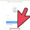 Comment changer une adresse e-mail