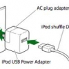 Comment charger un ipod shuffle