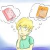 Comment choisir un bon livre pour un rapport (middle school)