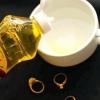 Comment nettoyer les bijoux en or