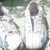 Comment nettoyer les chaussures en caoutchouc et cuir