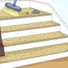 Comment nettoyer les escaliers avec tapis grossier