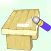 Comment nettoyer ruban adhésif de meubles en bois