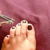 Comment nettoyer les ongles des orteils