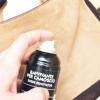 Comment nettoyer vos sacs en daim avec apple suède et nubuck propre