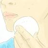 Comment faire pour effacer sous les boutons de la peau