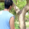 Comment monter sur un arbre avec des branches élevées jusqu'à