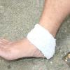 Comment monter avec une blessure à la cheville