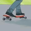 Comment combo courir sur une planche à roulettes