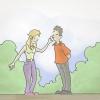 Comment se confesser à votre écraser que vous l'aimez