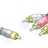 Comment connecter un lecteur dvd, un magnétoscope et un décodeur numérique