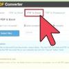 Comment créer une feuille de calcul excel à partir d'un fichier pdf