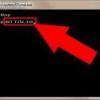 Comment créer et supprimer des fichiers et des répertoires de l'invite de commande windows