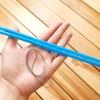 Comment créer et utiliser une grande baguette de bulle