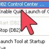 Comment faire pour créer des bases de données et des tables dans db2