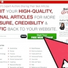 Comment créer une façon backlinks vers votre site web
