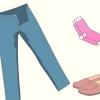 Comment au poignet des jeans (désordre)