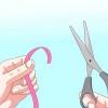 Comment se enrouler le ruban