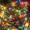 Comment décorer une fenêtre avec lumières de l'arbre de noël