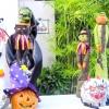 Comment décorer un bureau pour halloween