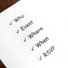 Comment concevoir et imprimer des invitations de fête surprise