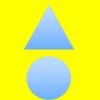 Comment déterminer un triangle et cercle de surface égale