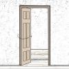 Comment faire pour déterminer la remise de porte ou le swing de votre porte