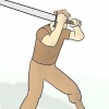 Comment désarmer un combattant adverse épée