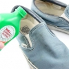 Comment désinfecter chaussures d'occasion